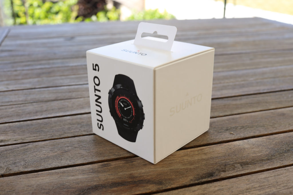 suunto 5 box