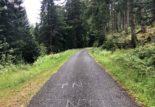 Reconnaissance du parcours vélo du Triathlon XL de Gérardmer