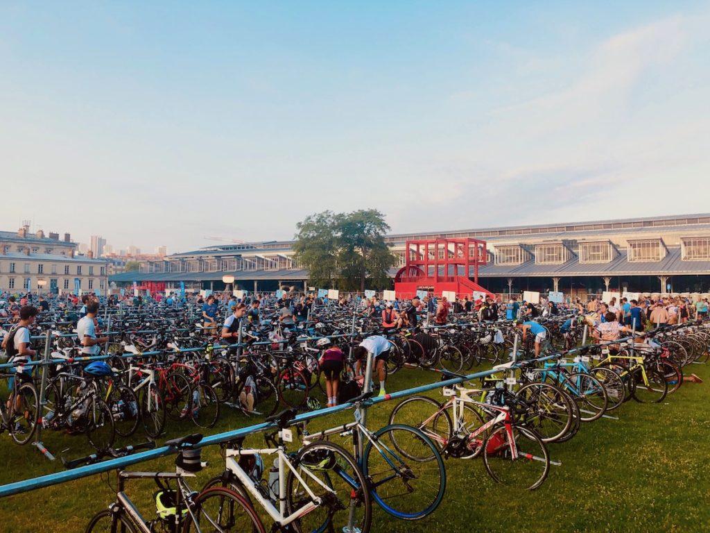 parc vélo garmin triathlon Paris
