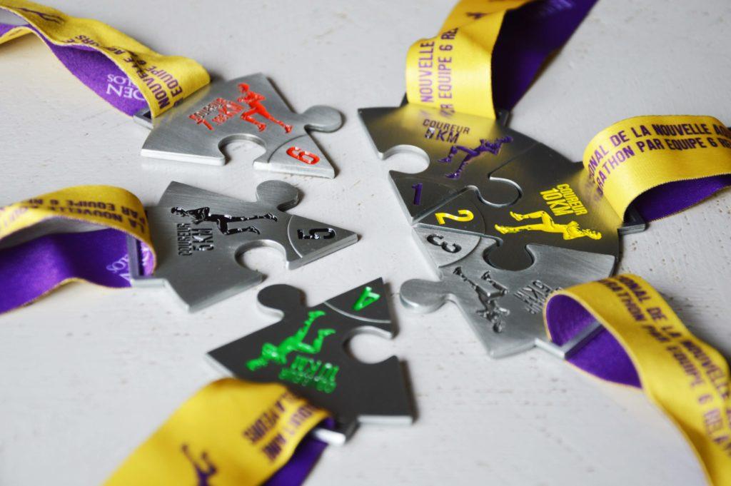 deisgn médaille finisher
