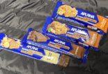 Nouvelles barres céréales Apurna : banane, chocolat, noisettes,…