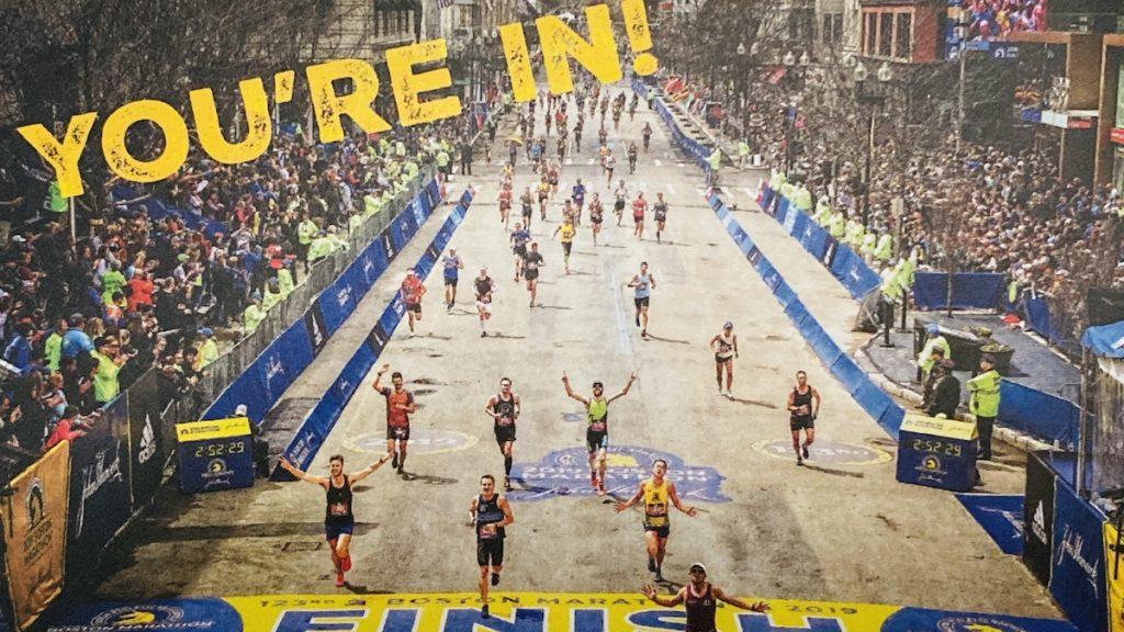 marathon de Boston 2020