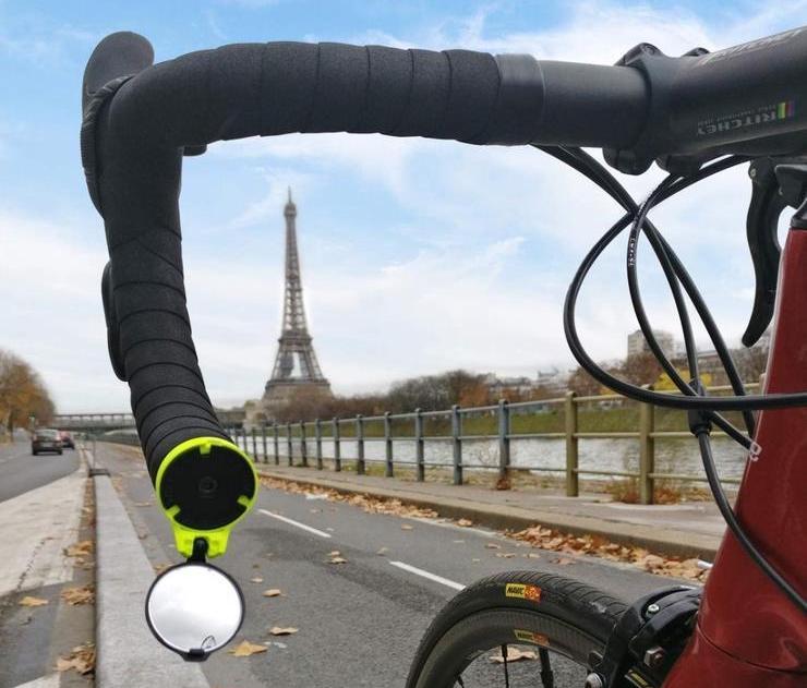 rétroviseur vélo