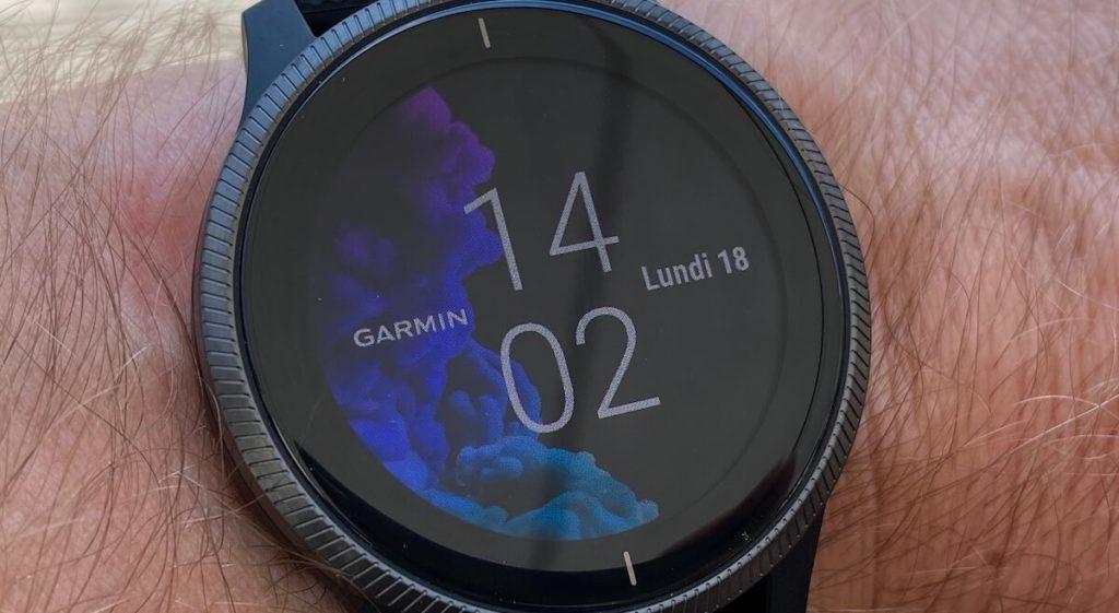 Garmin Venu : test et avis sur cette montre connectée