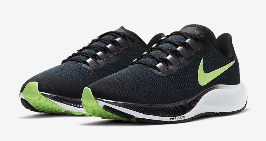 Nike Air Zoom Pegasus 37 : innovation et continuité