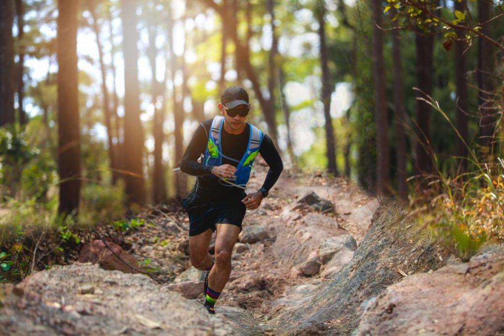 alimentation avant un trail