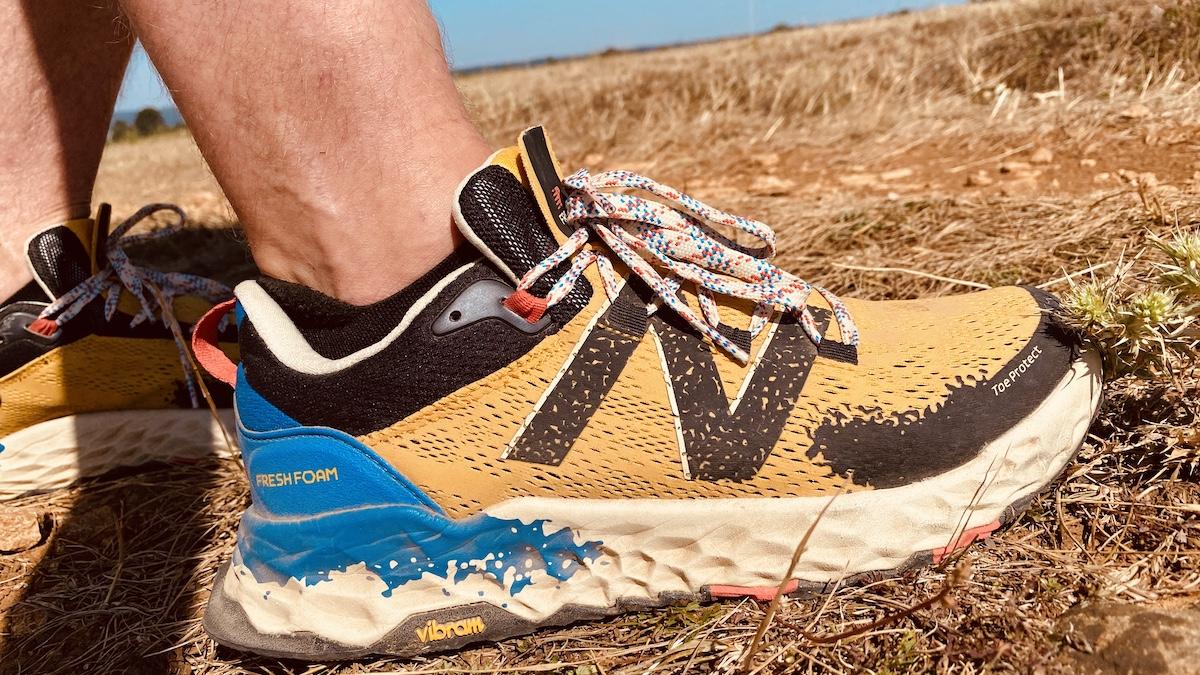 New Balance Hierro v5 : test et avis sur cette chaussure de trail