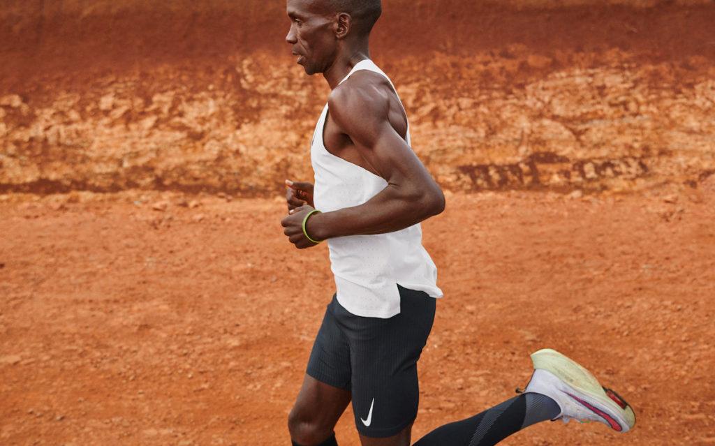 Eliud Kipchoge marathon de Londres 2020