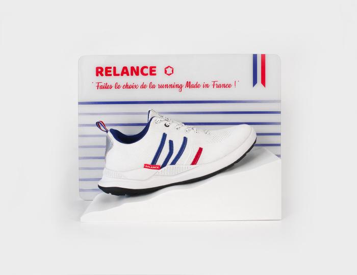 Chaussures de running relance