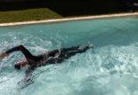 Natation, s'entrainer en piscine privée