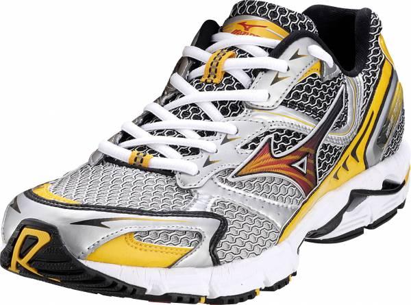 1ffc6d673a94 ... Silver 8KN-00323 Blue 5K Marathon Running Shoes ... mizuno wave rider 13